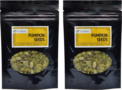 By Nature Pumpkin Seeds(50 g Pack of 2)
