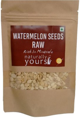 Naturally Yours Raw Watermelon Seeds(250 g Pack of 5)