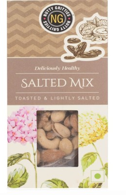 Nutty Gritties The Salted Nuts Mix(200 g Pack of 1)