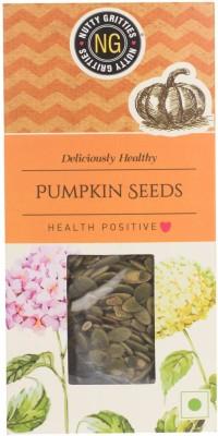 Nutty Gritties Pumpkin Seeds(200 g Pack of 1)