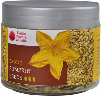 Exotic Flavors of India Organic Pumpkin Seeds