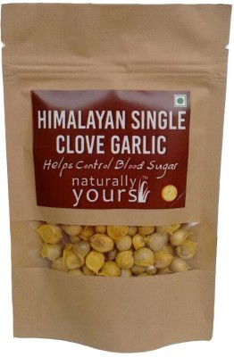 Naturally Yours Himalayan Single Clove Garlic(50 g Pack of 1)