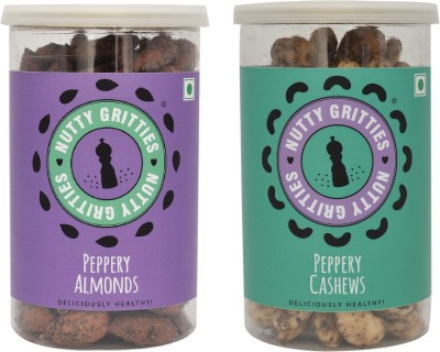 Nutty Gritties Pepper Delice(360 g Pack of 2)