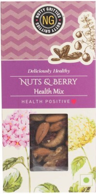 Nutty Gritties Nuts & Berry Health Mix(200 g Pack of 1)