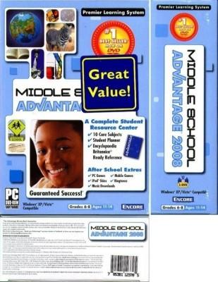 Encore Middle School Advantage Grade 6-8(1 PC)