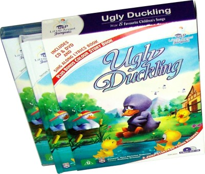 StarLight Ugly Duckling Story Book