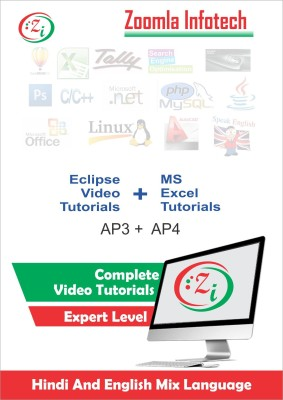 Zoomla infotech Learn Eclipse and MS Excel 2010 Video Tutorial