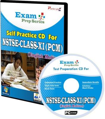 Practice Guru Exam Prep For NSTSE Class 11 (PCM)