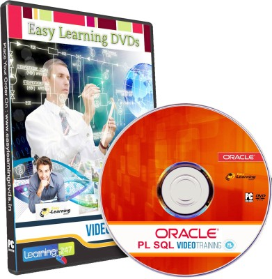 Easy Learning Learn Oracle PL/SQL Video Training Tutorial DVD
