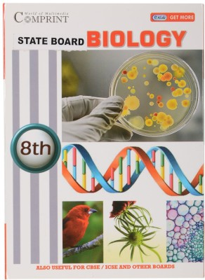 COMPRINT State Board 8th Class Biology DVD