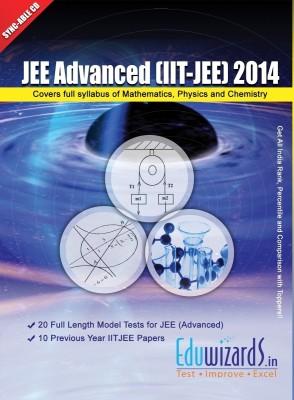 Eduwizards JEE Advanced (IIT-JEE) 2014 (CD Based Test Series)