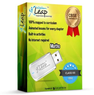 WisdomLeap Class 7 Mathematics