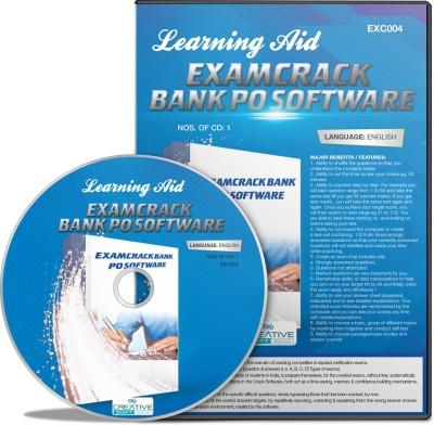 CreativeShift ExamCrack Bank PO (English) Software