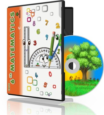 Edutree 6th Mathematics Cbse-Ncert Animated Book (6-7 Hrs Duration)