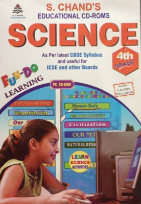 S.Chand 4th Grade Science