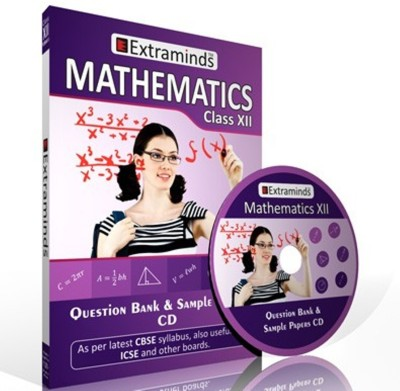Extraminds Question Bank Math XII