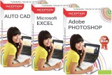Inception Learn Auto Cad+Microsoft Excel...