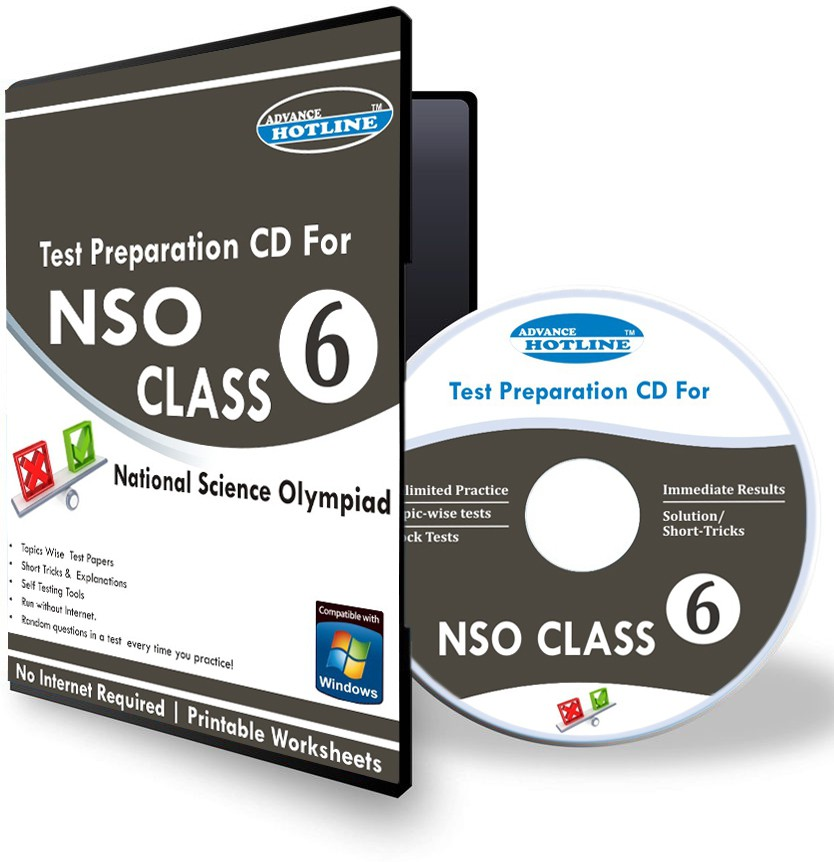 Advance Hotline NSO Class 6(CD)