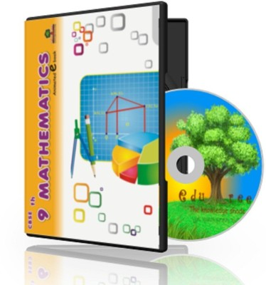 Edutree 9th Mathematics Cbse-Ncert Animated E Book (7-8 Hrs Duration)