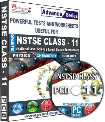 Practice Guru NSTSE Class 11 PCB