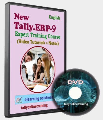 elearning solutions Tally ERP 9 Expert Traning Course in English