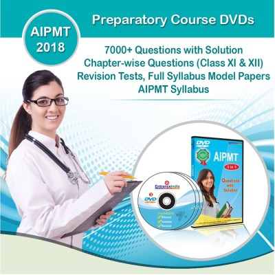 Entranceindia.com AIPMT 2018 Preparatory Course with 10 Model Papers 3 Parts