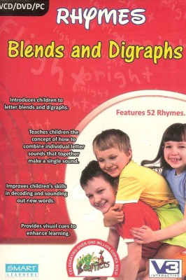 Smart Learning Rhymes Blends And Digraphs