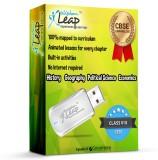 WisdomLeap Class 8 Social Science (USB F...