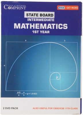 COMPRINT Intermediate 1St Year Mathematics DVD