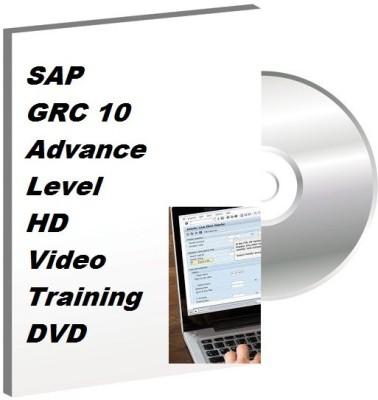 sapsmart SAP GRC 10 Advance Level HD Video Training DVD