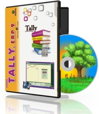Edutree - Learn Tally ERP9 (In English ) Onscreen Tutor (4-5hrs Durtaion)