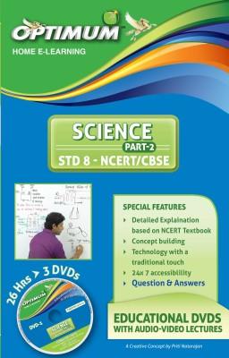 Optimum Educators CBSE/NCERT- STD 8- SCIENCE PART 2