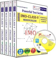 Practice Guru Class 5 - Combo Pack (IMO / NSO / IEO / NCO)