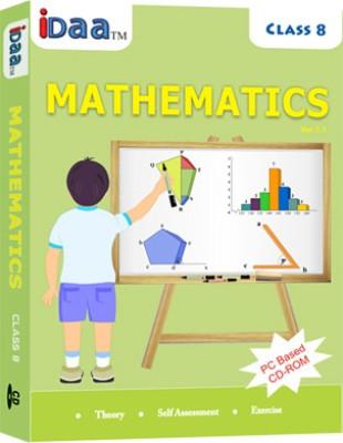 iDaa Class 8 CBSE Mathematics