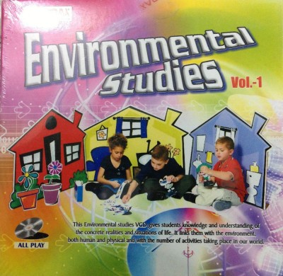 S.Chand ENVIRONMENTAL STUDIES VOL-I VCD FOR JUNIORS