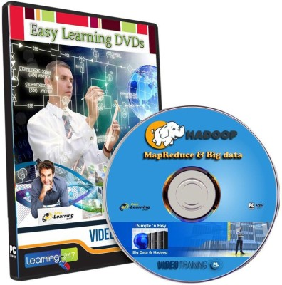 Easy Learning Hadoop MapReduce and BigData Video Training Tutorial DVD