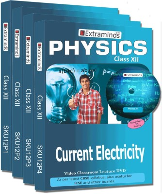 Extraminds Class XII – Combo - Physics- Lecture DVD