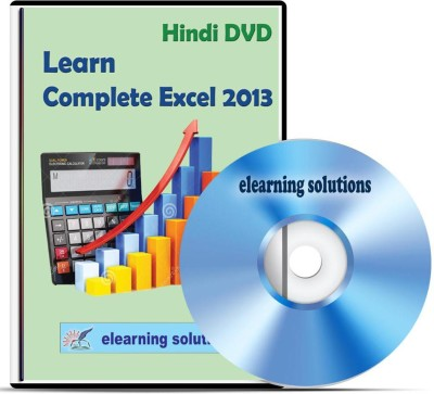 Elearning Solutions Complete Excel 2013 Video Tutorial in Hindi