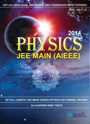 Eduwizards JEE Main (AIEEE) Physics 2014 (CD Based Test Series)
