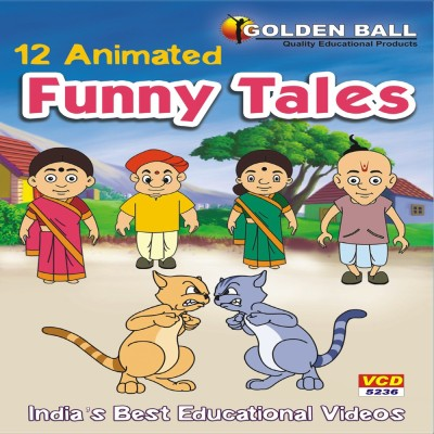Golden Ball Funny Tales