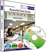 Practice Guru Powerful Test Series - CA - CPT Medium Hindi