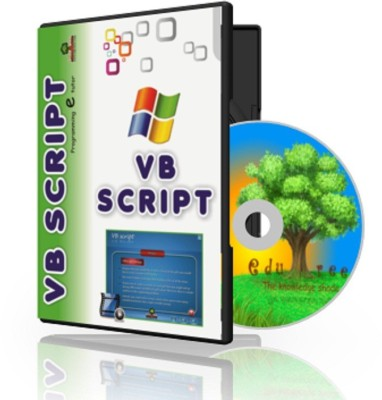 Edutree Learn VB SCRIPT (In English) Programming e tutor (3-4 Hrs Duration)