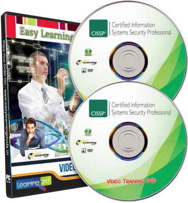 Easy Learning CISSP Certification 2016 Video Training Course On 2 DVDs