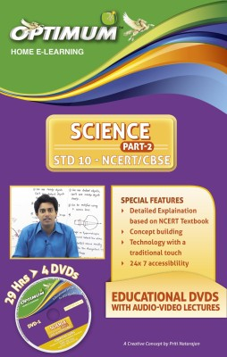 Optimum Educators STD 10 CBSE- Science- Part 2