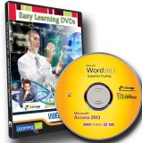 Easy Learning MS Word 2013 & MS Access 2...