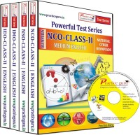 Practice Guru Class 2 - Combo Pack (IMO / NSO / IEO / NCO) Test Series(CD)