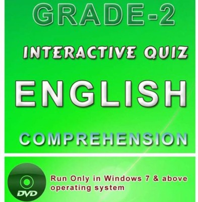 iBooks Class 2 English Comprehension Interactive Quiz DVD