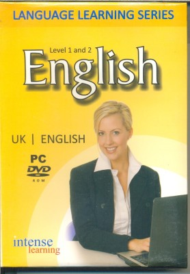 Intense Learning English Level 1 And 2 - Language Learning Series