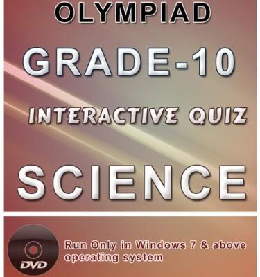 iBooks Class 10 Maths Olympiad Interactive Quiz DVD