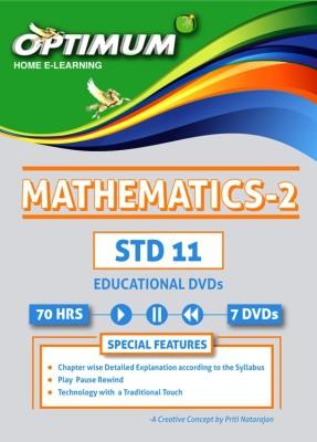 Optimum Educators Class 11- Mathematics- Part 2